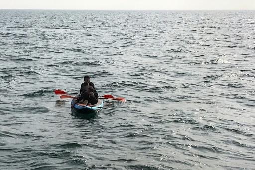 Migrants: la hausse des tentatives de traversée de la Manche inquiète la préfecture