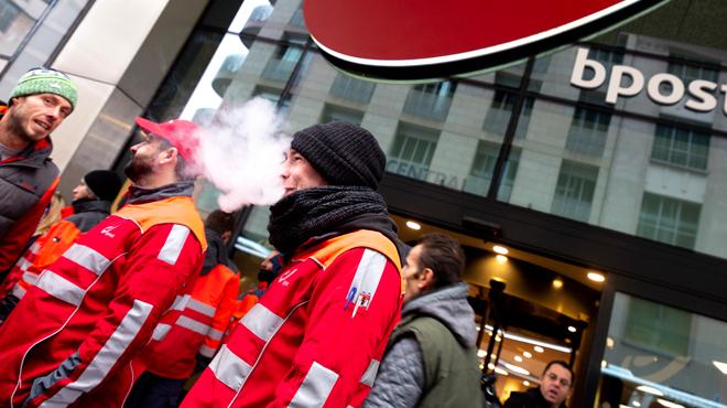 Les syndicats ont obtenu des propositions concrètes de la direction: fumée blanche chez Bpost?