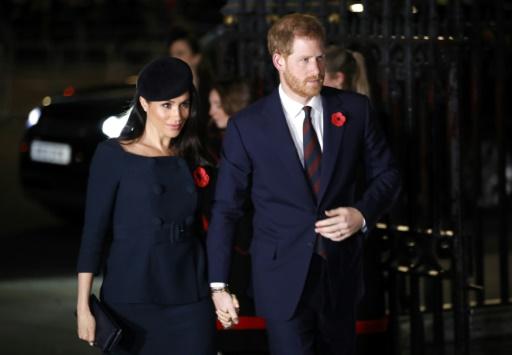 Meghan Markle et le prince Harry vont déménager avant l'arrivée du bébé