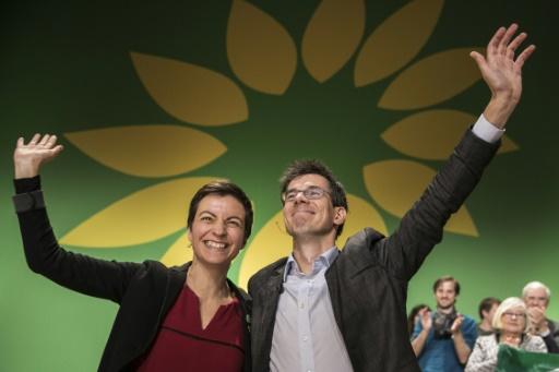 Présidence de la Commission européenne: les Verts européens ont désigné leurs chefs de file