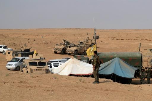 Une nouvelle victoire de l'Etat islamique à Hajin — Syrie