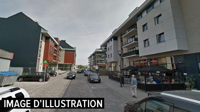 Incendie dans un appartement à Tubize: une dame âgée extraite, le lieu inhabitable