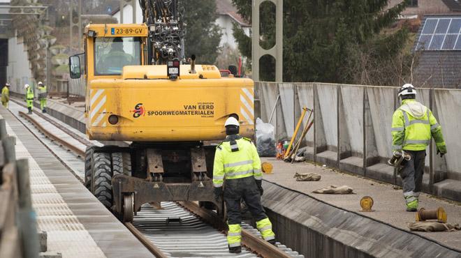 Tout arrive: les travaux du RER devraient reprendre entre Nivelles et Bruxelles