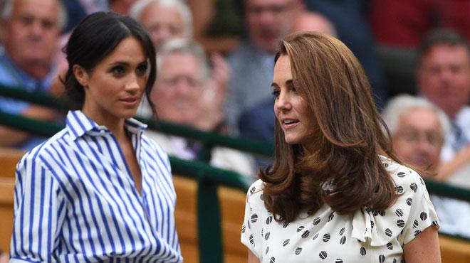 Le torchon brûle à la Cour d'Angleterre: quand Meghan fait pleurer Kate