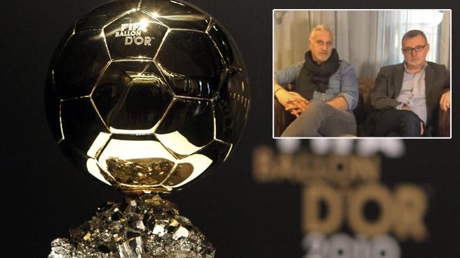 Ballon d'Or : le lauréat a été informé