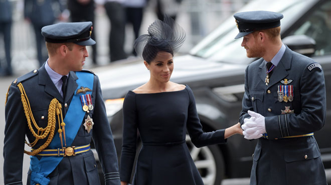 Meghan, duchesse du CLASH?