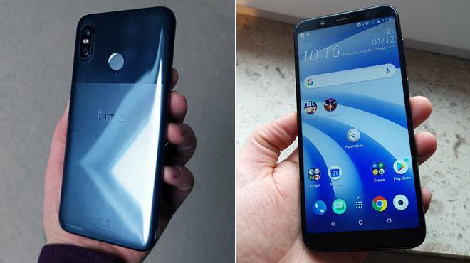 Les tests de Mathieu: HTC U12 Life, un smartphone moyen dans tous les sens du terme