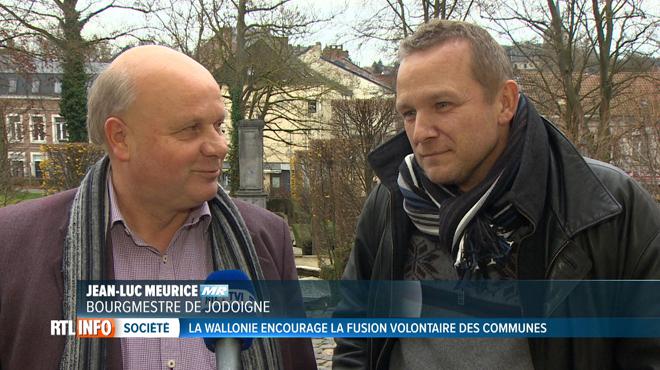 Des millions d'euros octroyés aux communes qui fusionnent: