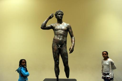 Le bronze de la discorde ne retournera pas en Italie, soutient un musée de Los Angeles