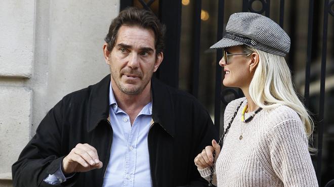 Sébastien Farran prend-il ses distances avec Laeticia Hallyday? Sa petite phrase qui en dit long…
