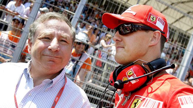 Jean Todt fait une révélation qui va rassurer les fans de Michael Schumacher!