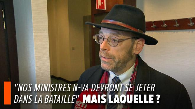 Crise gouvernementale: même si Charles Michel va à Marrakech, la N-VA ne devrait pas faire tomber le gouvernement