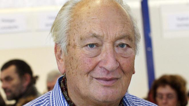 Joseph Joffo, l'auteur d'