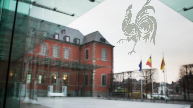 Un individu a voulu mettre le feu au Parlement wallon: il avait tenté de faire la même chose au Palais provincial de Liège