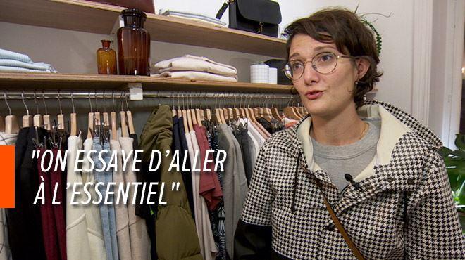 Un geste pour la planète- Sybille n'achète plus que des vêtements durables, voici ses conseils slow fashion (vidéo)