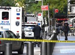 Evacuation des bureaux CNN à New York après une alerte à la bombe