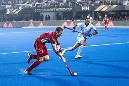 Coupe du monde de hockey - Retrait de John-John Dohmen de l'équipe belge pour le reste de la Coupe du monde