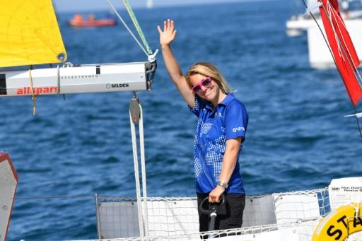 Golden Globe Race: une britannique victime des 40e rugissants attend du secours
