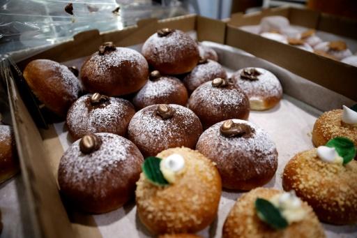 La fête des Lumières stimule la créativité des pâtissiers israéliens
