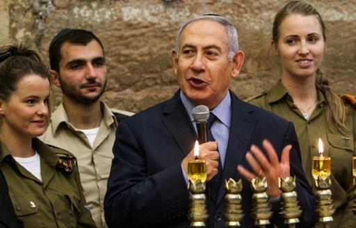 Vote à l'ONU: Netanyahu salue une