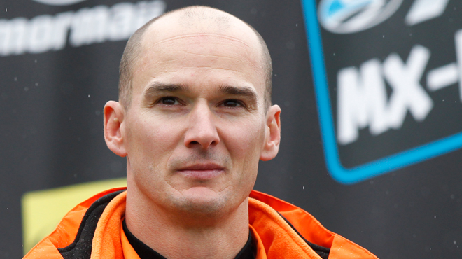 Stefan Everts, l'ancien champion du monde belge de motocross, hospitalisé en soins intensifs