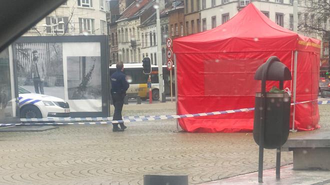Bruxelles: décès suspect sur la place Bara ce matin