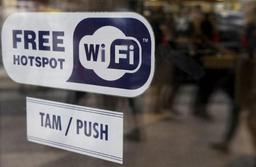 Wi-Fi gratuit dans l'espace public: 97 communes belges reçoivent 15.000 euros de l'UE