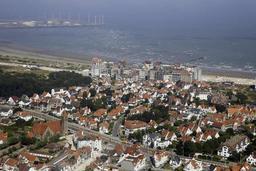 Il n'y aura pas d'île devant la plage de Knokke