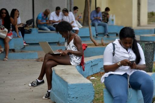 Plus de 50% de la population connectée à internet, selon l'ONU