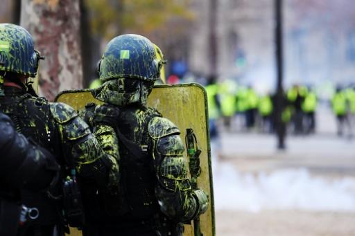 Les commerces parisiens se préparent à fermer pour l'