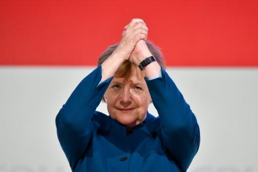 Angela Merkel invitée d'honneur de Harvard fin mai 2019