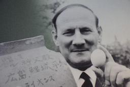 Le Père Dominique Pire, prix Nobel de la Paix en 1958, mis à l'honneur à Namur