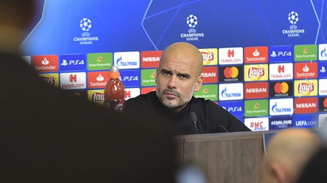 Manchester City EN DANGER Pep Guardiola veut éviter les sanctions de l'UEFA