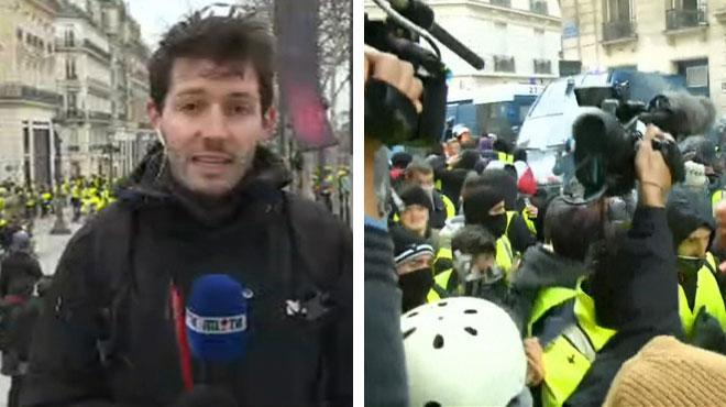 A Paris, la situation s'annonce beaucoup plus calme que la semaine dernière: notre journaliste explique pourquoi