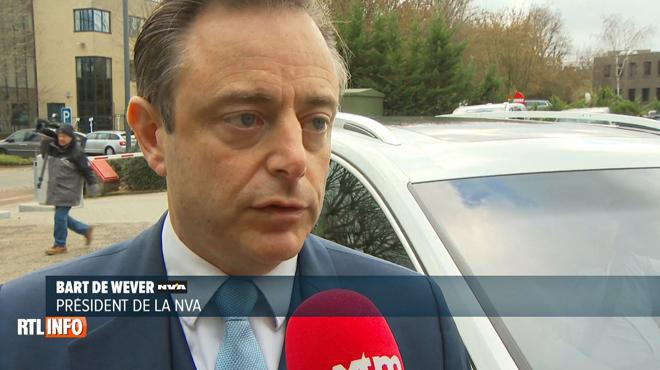 Pacte migratoire: De Wever, le président de la N-VA, sort de sa réserve en demandant à ses partenaires de la