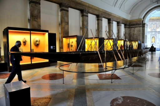 La Belgique rouvre son musée de l'Afrique, hanté par le colonialisme