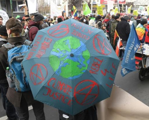 Une Marche pour le Climat à Katowice pour stimuler la COP-24