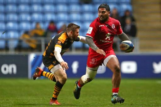 Coupe d'Europe de rugby: Toulouse s'impose chez les Wasps et garde la main