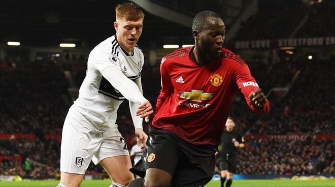 Manchester United : Romelu Lukaku handicapé par ses muscles
