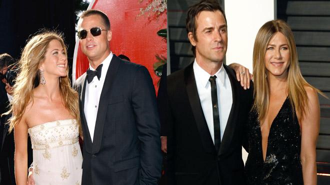 Jennifer Aniston se confie sur ses deux divorces: