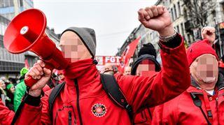 La FGTB compte bloquer toute l'activité économique dans la région de Mons vendredi- des piquets devant les entreprises 4
