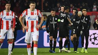 Le Paris Saint-Germain ECRASE l'Etoile Rouge de Belgrade et remporte le groupe de la mort (vidéo) 3