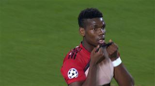 L'ÉNORME raté de Paul Pogba contre Valence (vidéo) 2
