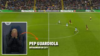 A 3 contre 1- la contre-attaque complètement gâchée de Manchester City (vidéo) 4