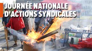 Ce vendredi, une bonne partie de la Wallonie sera à l'arrêt- voici où les syndicats ont l'intention de frapper 3