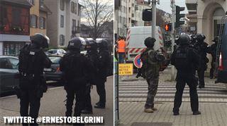 L'opération policière est terminée dans le quartier du Neudorf, où s'est enfui le tireur présumé de l'attentat de Strasbourg 4
