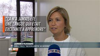 La connaissance du Néerlandais des Bruxellois a chuté de moitié depuis 2001- C'est une langue que je trouve compliquée