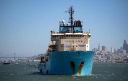 Un projet de nettoyage des océans connaît quelques ratés dans le Pacifique