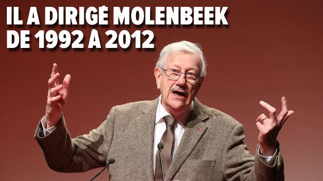 Philippe Moureaux, ancien bourgmestre historique de Molenbeek, est décédé 1