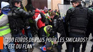 DIRECT Gilets jaunes à Paris- quelques milliers de manifestants réunis dans la capitale 5